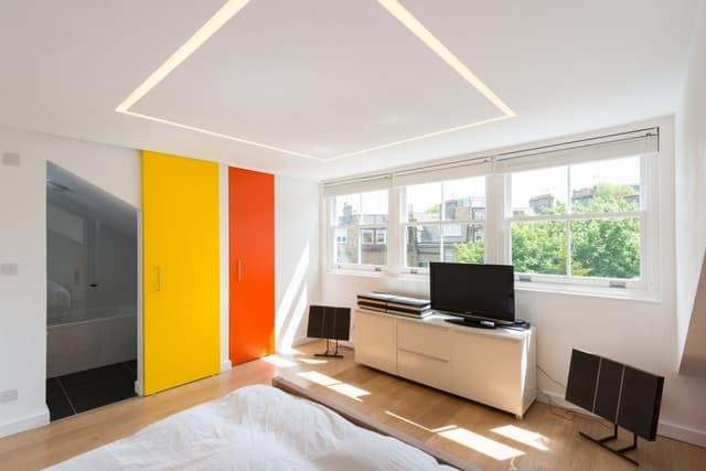Un intérieur coloré (2)