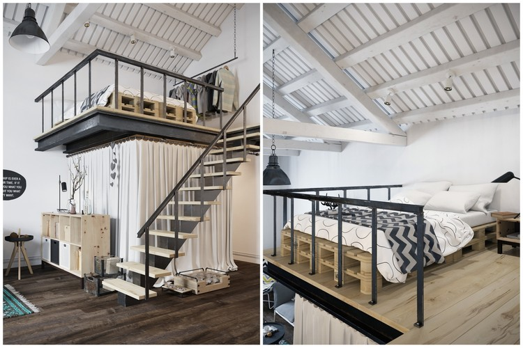 Une d co scandinave dans un appartement design for Deco interieur nordique