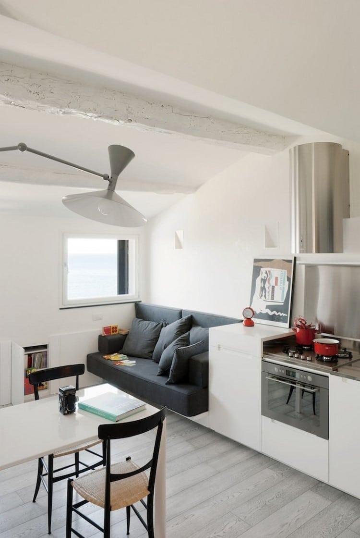 Top Aménagement d'un petit appartement NU96