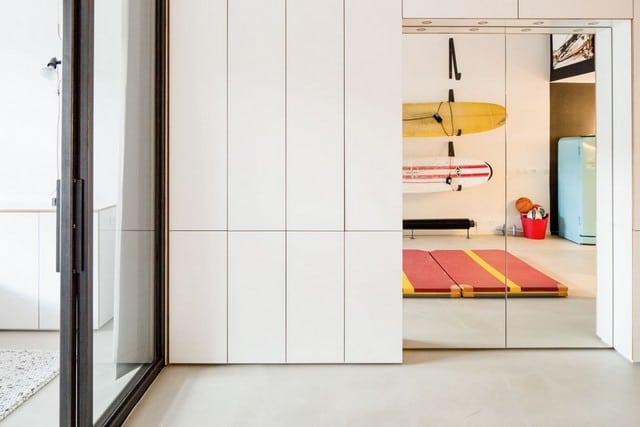 Un entrepôt transformé en loft (6)