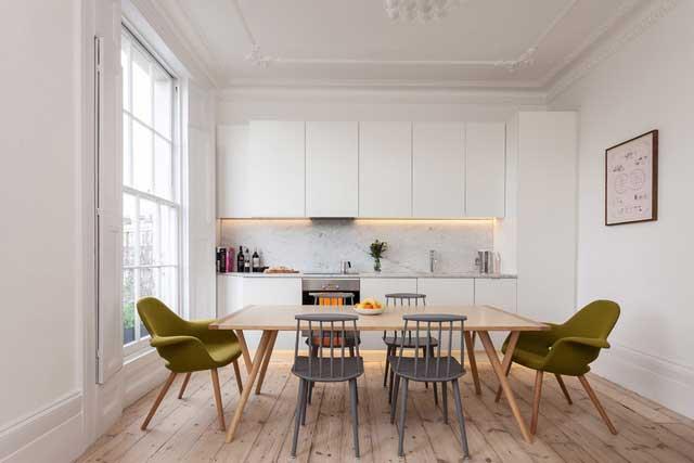 Un appartement londonien nous dévoile ses charmes (6)