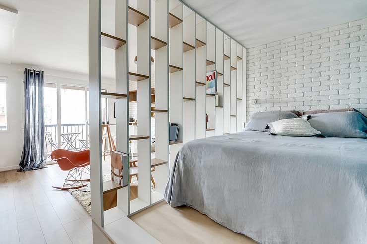Créer une chambre dans un studio (9)