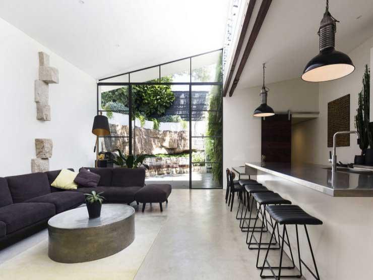Maison ouverte en Australie (1)