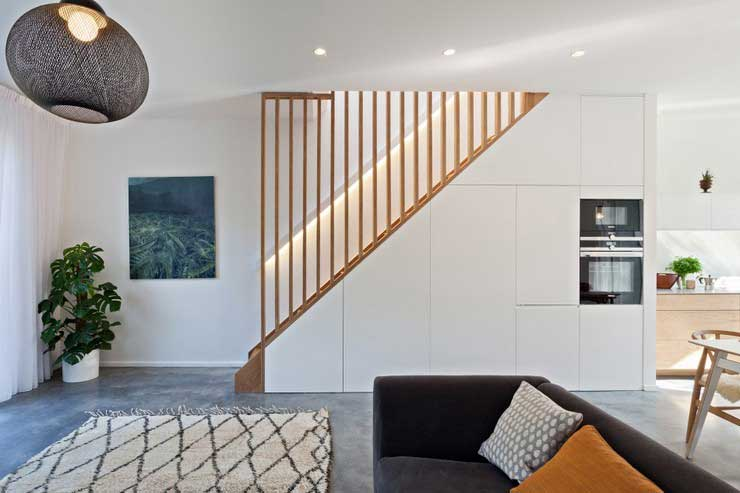 Une superbe maison d'architecte londonienne (2)