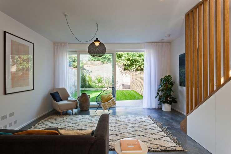 Une superbe maison d'architecte londonienne (3)