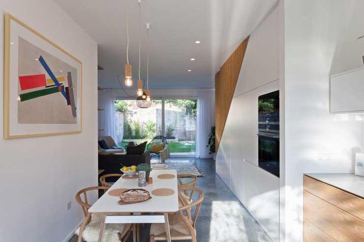 Une superbe maison d'architecte londonienne (5)