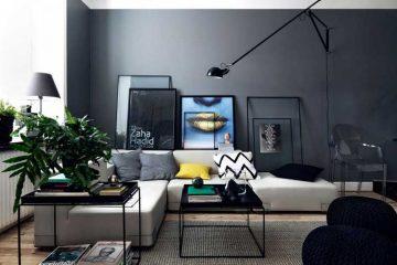 Appartement au look industriel (0)