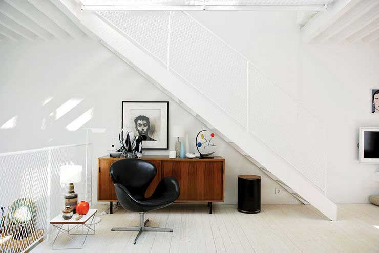Arne Jacobsen chair (5)