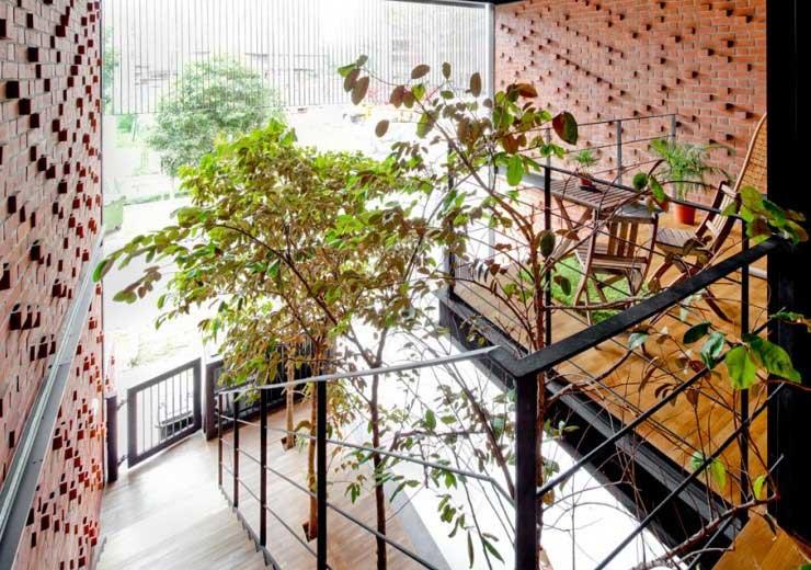 Maison durable à Singapour