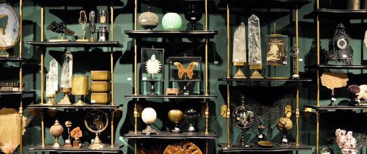 Comment cr er un cabinet de curiosit s la maison for Meuble cabinet de curiosite