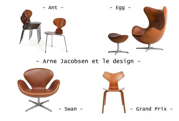 chaises jacobsen