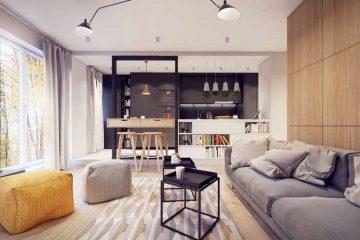 Maison moderne aux allures 60s (5)