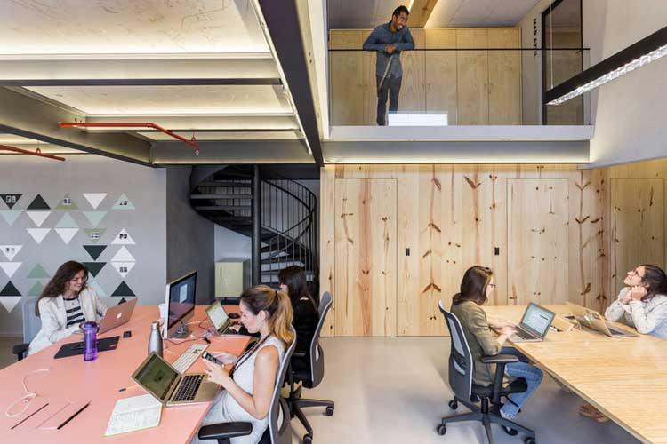 bureaux airbnb