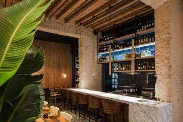 restaurant rénove par Donaire Arquitectos (1)