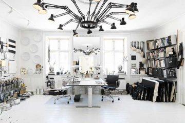 Comment decorer un atelier d artiste (2)