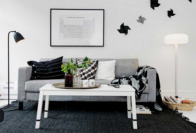 Int rieur scandinave for Interieur scandinave