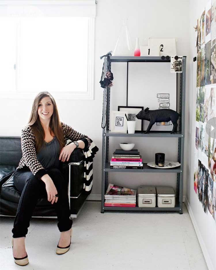 décoratrice Tara Ballantyne
