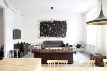 Appartement a la deco masculine (1)