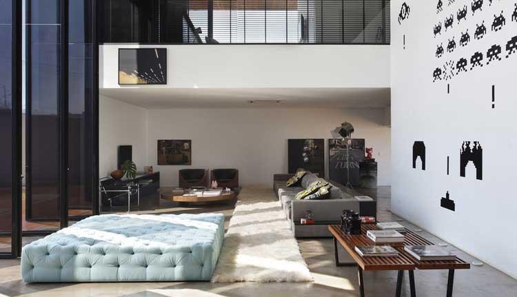 Villa moderne architecte Guilherme torres (1)