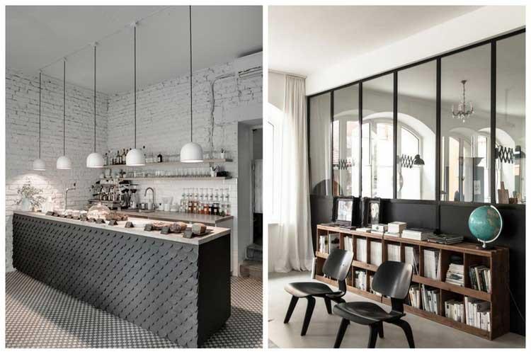 comment int grer la couleur noir dans votre d co int rieure. Black Bedroom Furniture Sets. Home Design Ideas