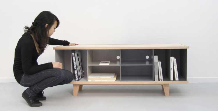 units shelf for oxyo