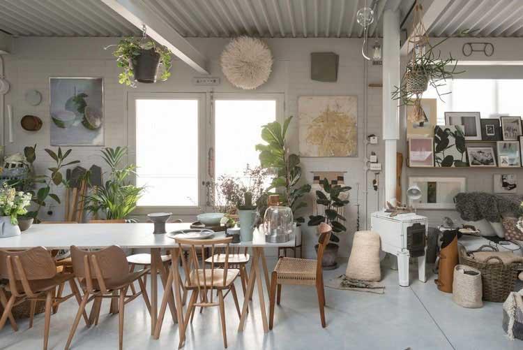 transformer entrepot en habitation