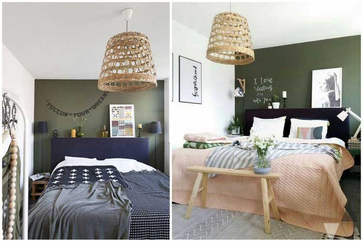 comment int grer la couleur vert kaki dans sa d coration. Black Bedroom Furniture Sets. Home Design Ideas