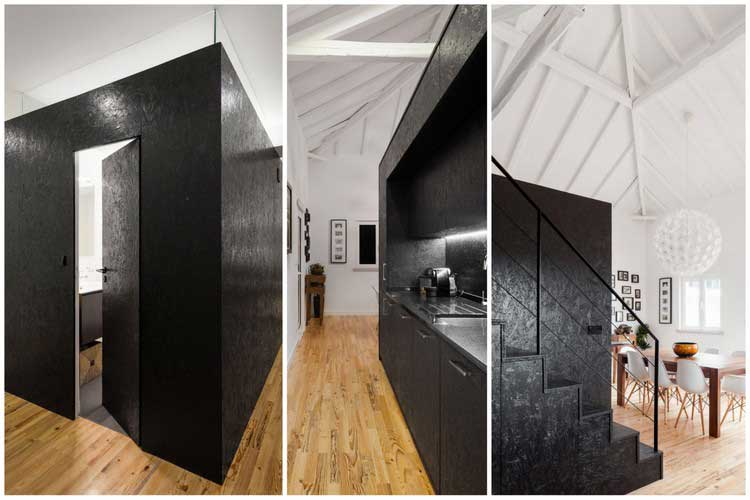 cuisine osb inspiration de conception de maison. Black Bedroom Furniture Sets. Home Design Ideas
