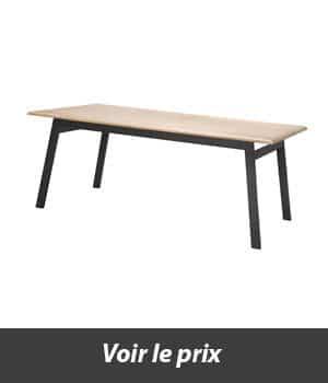 quelle table style industriel avec rallonges choisir. Black Bedroom Furniture Sets. Home Design Ideas