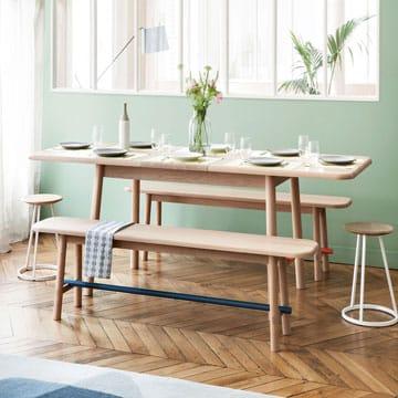 Table de salle à manger design avec rallonge