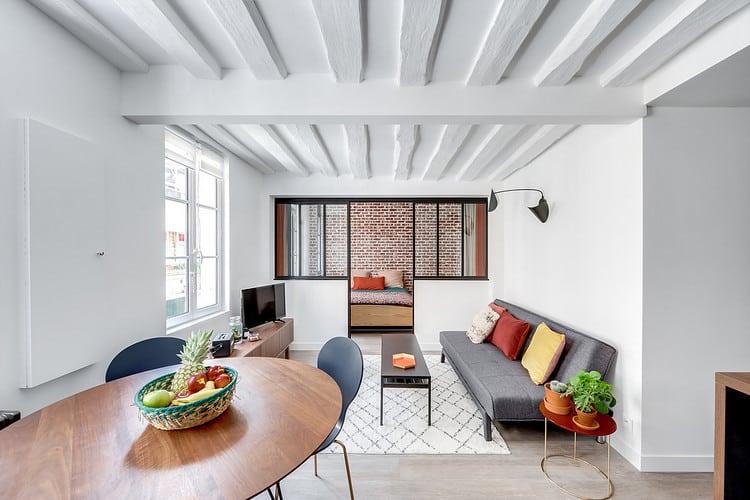 5 astuces d 39 architectes pour optimiser l 39 am nagement d 39 un petit espace for Amenagement bureau petit espace