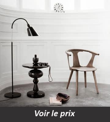 Arne Jacobsen lampadaire bellevue