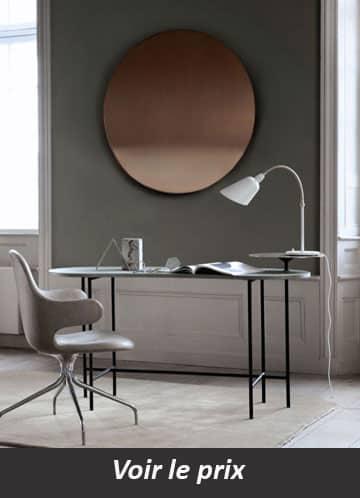 Arne Jacobsen lampe de table bellevue