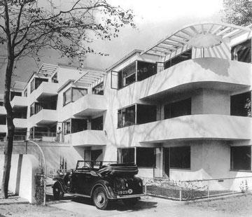 arne jacobsen immeuble Bellavista