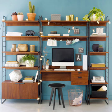 Office etagere
