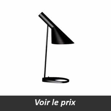 Arne Jacobsen lampe de table aj