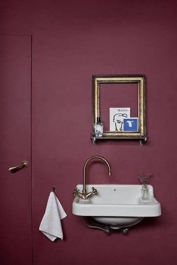 salle de bains bordeaux