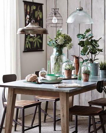 Quelle chaise style industriel choisir pour un look atelier - Chaise en fer industriel ...