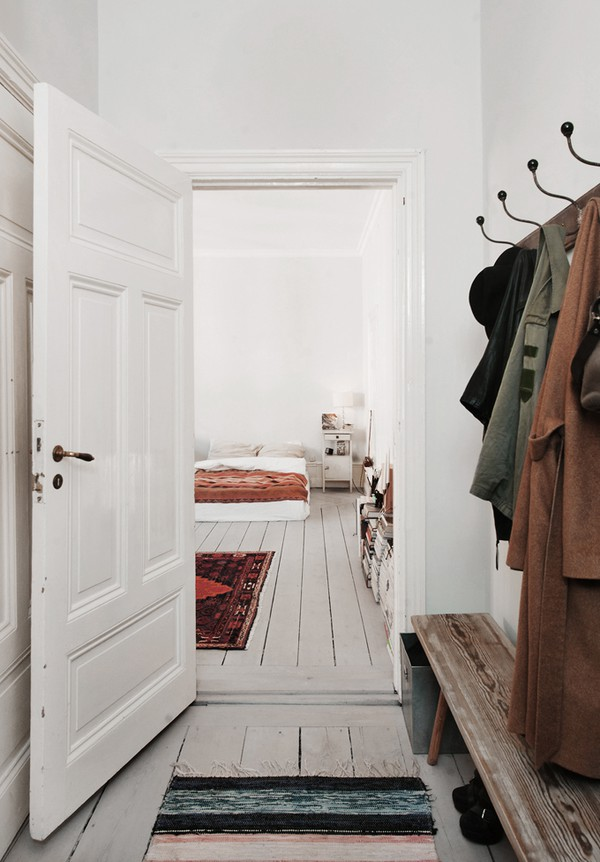 Appartement d 39 inspiration boh me for Inspiration appartement