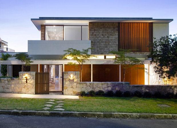 villa de style sydney. Black Bedroom Furniture Sets. Home Design Ideas