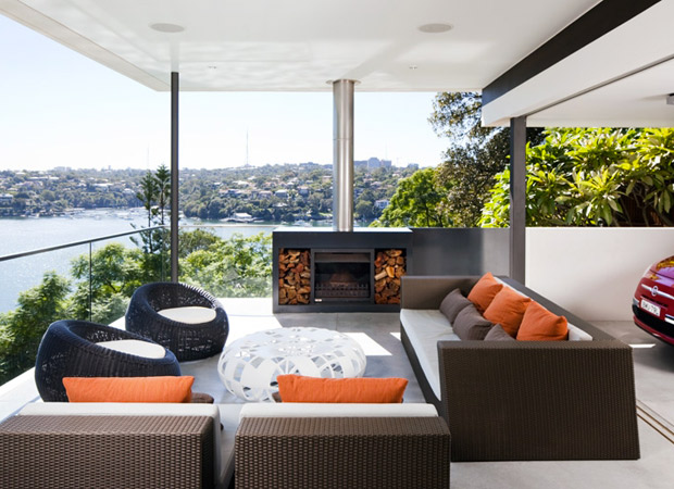 Maison de style à Sydney (4)