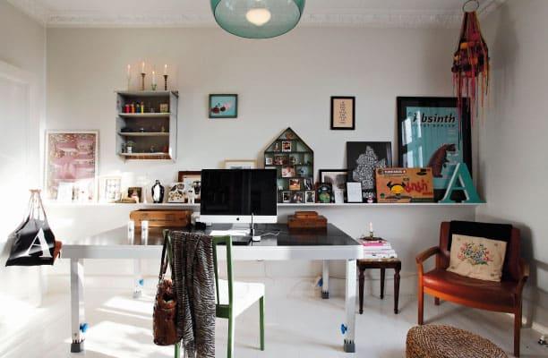 Un appartement artistique for Interieur hygge