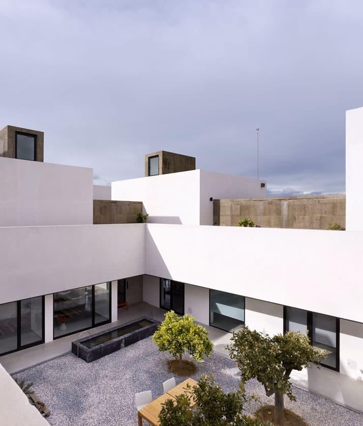 La villa Extramuros (1)