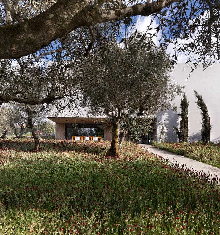 La villa Extramuros (18)