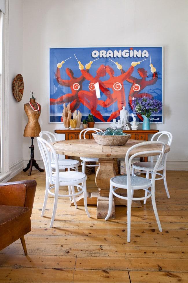 Appartement vintage au look coloré (3)
