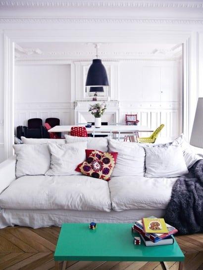 Un intérieur parisien (1)
