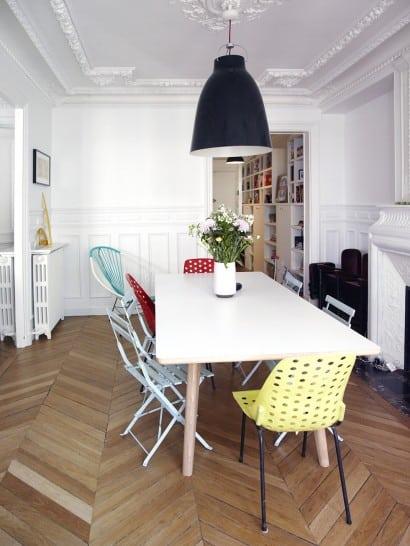 Un intérieur parisien (5)