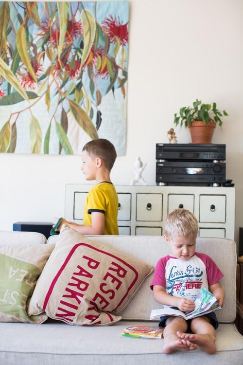 Une maison familiale (6)