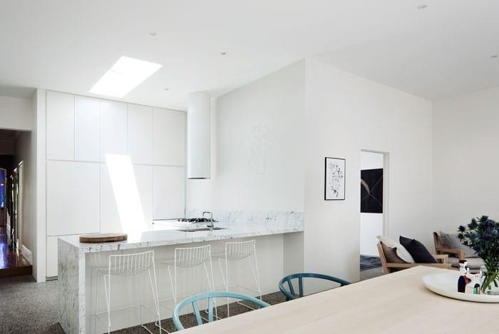 Un intérieur blanc comme neige (2)