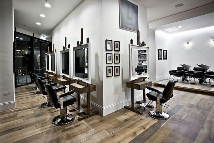 Id es d co pour un salon de coiffure for Salon de coiffure pour enfant